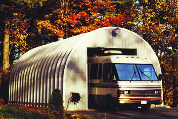 U.S. Buildings are a long-lasting and economic option for recreational vehicles
