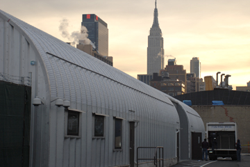 Steel buildings are a great option for industrial purposes